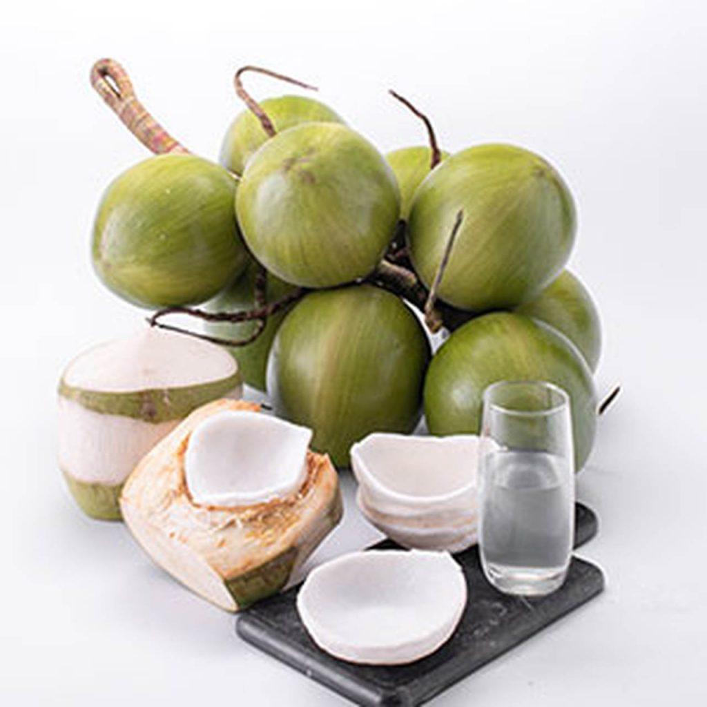 Coconut Water Frozen Fruit Thailand