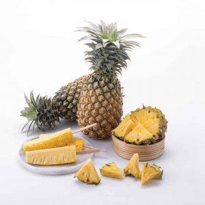 Pineapple Frozen Fruit Thailand