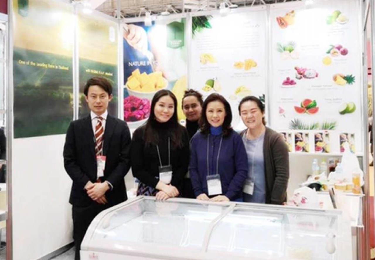 Thakolsri Farm - Foodex Japan 2019