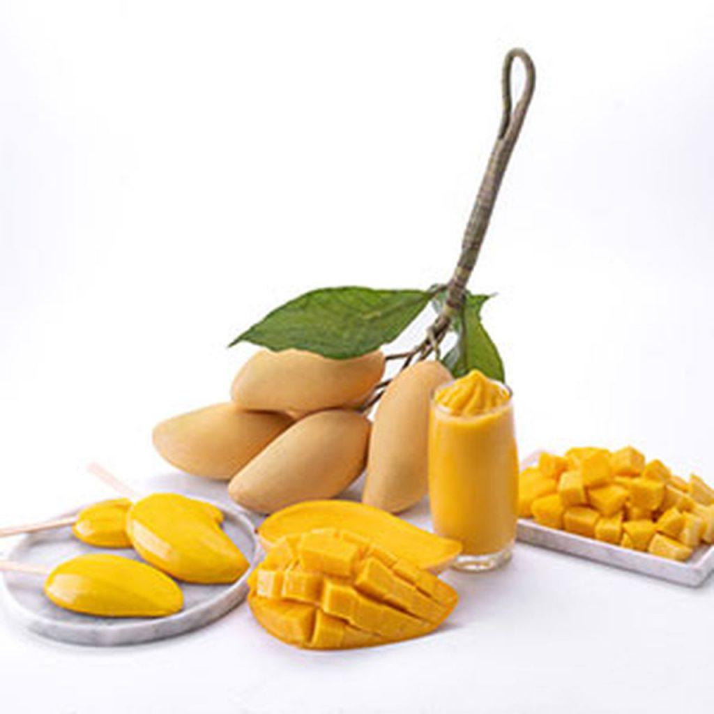 Mango Frozen Fruit Thailand