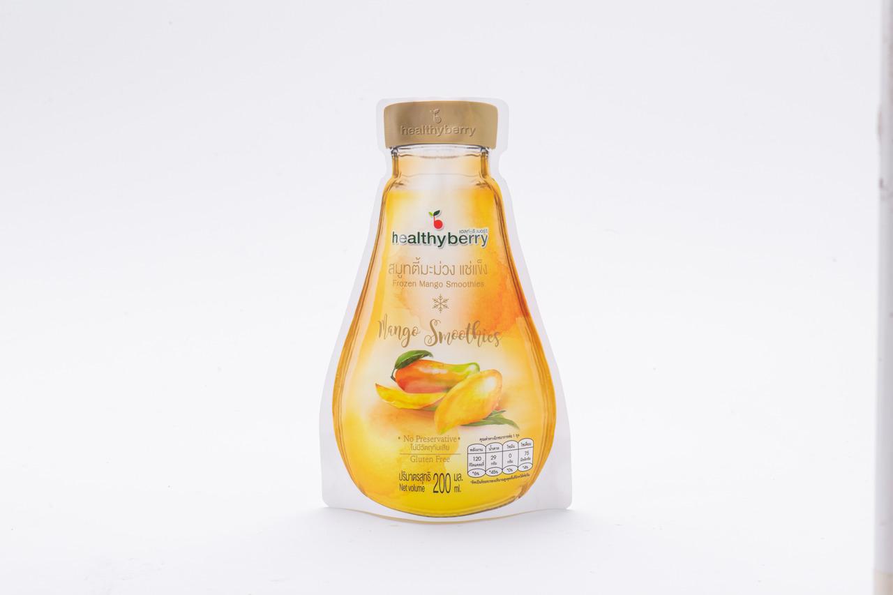 Mango Smoothie Frozen Fruit Thailand