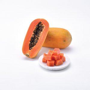 Frozen Papaya Frozen Fruit Thailand