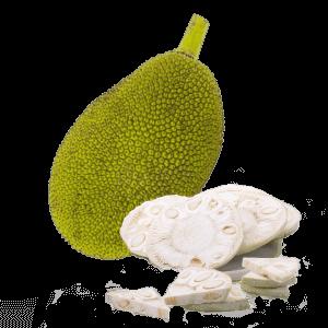Young Jackfruit Frozen Fruit Thailand