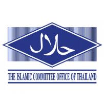 Logo, Text, Label, Font, Electric blue, Graphics, Brand, Halal, Thai cuisine, Restaurant, Australian cuisine, Malaysian cuisine, Kosher foods, Baby food